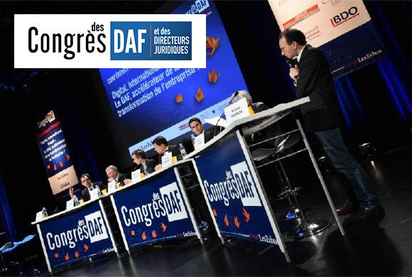 L'événement annuel des DAF et des Directeurs juridiques
