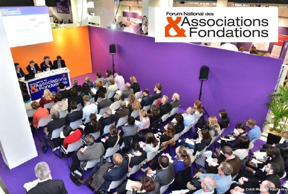 Le rassemblement des responsables d'associations et fondations